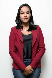 Secretária de governo Nayara
