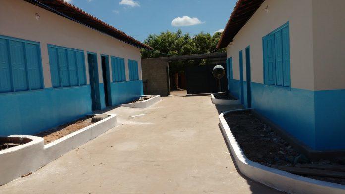 Entrega de obras de Reforma da Escola Municipal Elza Maria Drumond Toledo