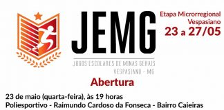 JEMG - Jogos Escolares de Minas Gerais